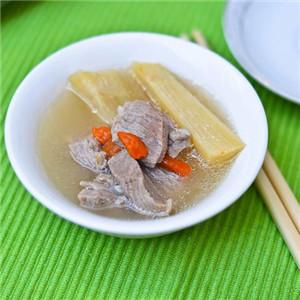 甘蔗羊肉汤