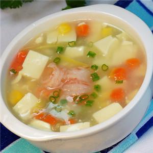 山药豆腐汤