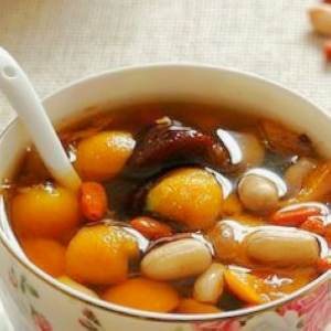 花生红枣养血汤