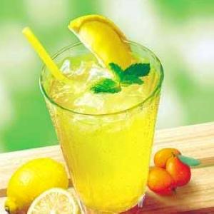 蜜桔柠檬汁