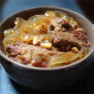 东北冻豆腐熘虾仁