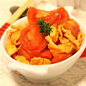 番茄炒鸭蛋