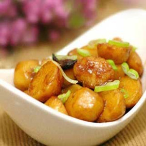 红烧蚝油土豆