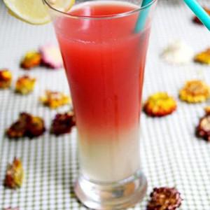 西瓜雪梨汁