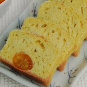 无油金桔蜜饯蛋糕