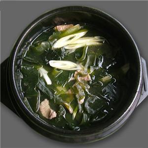 芦笋海带汤