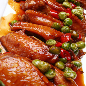 陈皮蜜汁鸡翅