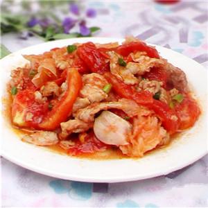 东北番茄肉片