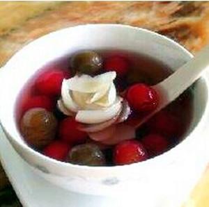 樱桃百合汤