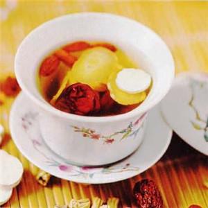 无花果枣楂茶