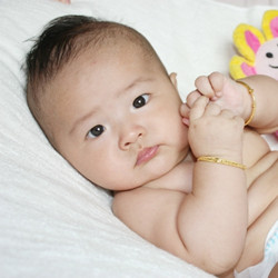 婴儿听力发育