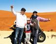 纳米比亚醉美沙漠夜