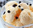 解暑的酸奶冰淇淋