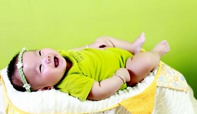有个嘴甜人帅还会撩的宝宝是种怎样的体验