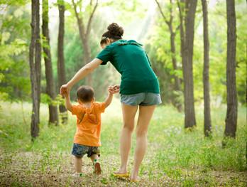 单亲家庭如何教育孩子