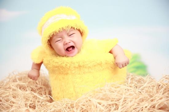 新生儿体温