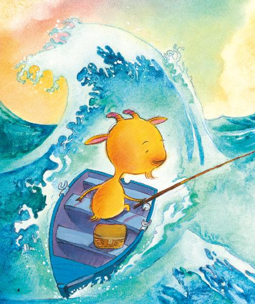 《不一样的动物故事》绘本系列免费试阅