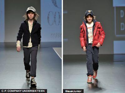 2011年秋冬童装的流行趋势图片